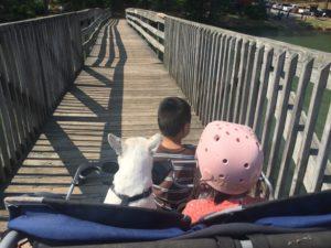 fort yargo bridge