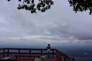 fort mountain lookout
