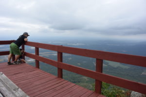fort mountain lookout boys
