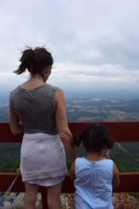 fort mountain lookout girls