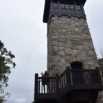 fort mountain tower couple