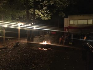 shasta firepit party lights