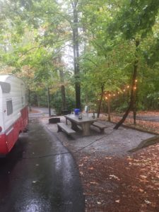 tallulah gorge campsite