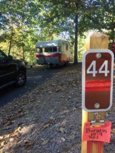 tallulah gorge campsite 44