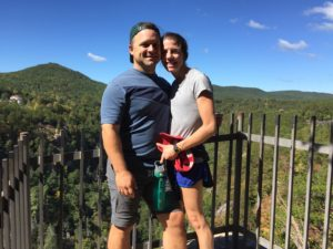 tallulah gorge overlook