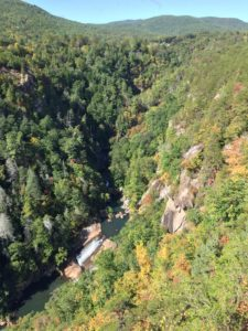 tallulah gorge quadruple