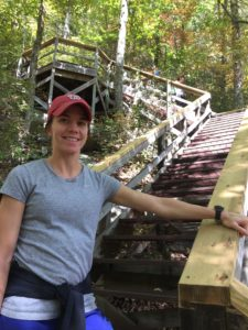 tallulah gorge stairs
