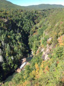 tallulah gorge triple