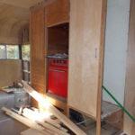red retro shasta airflyte restoration 64