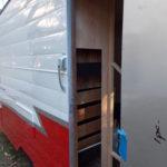 red retro shasta airflyte restoration 9