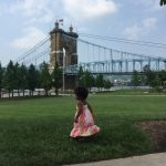 BeautifulGirlInCincinattiRiverfontPark