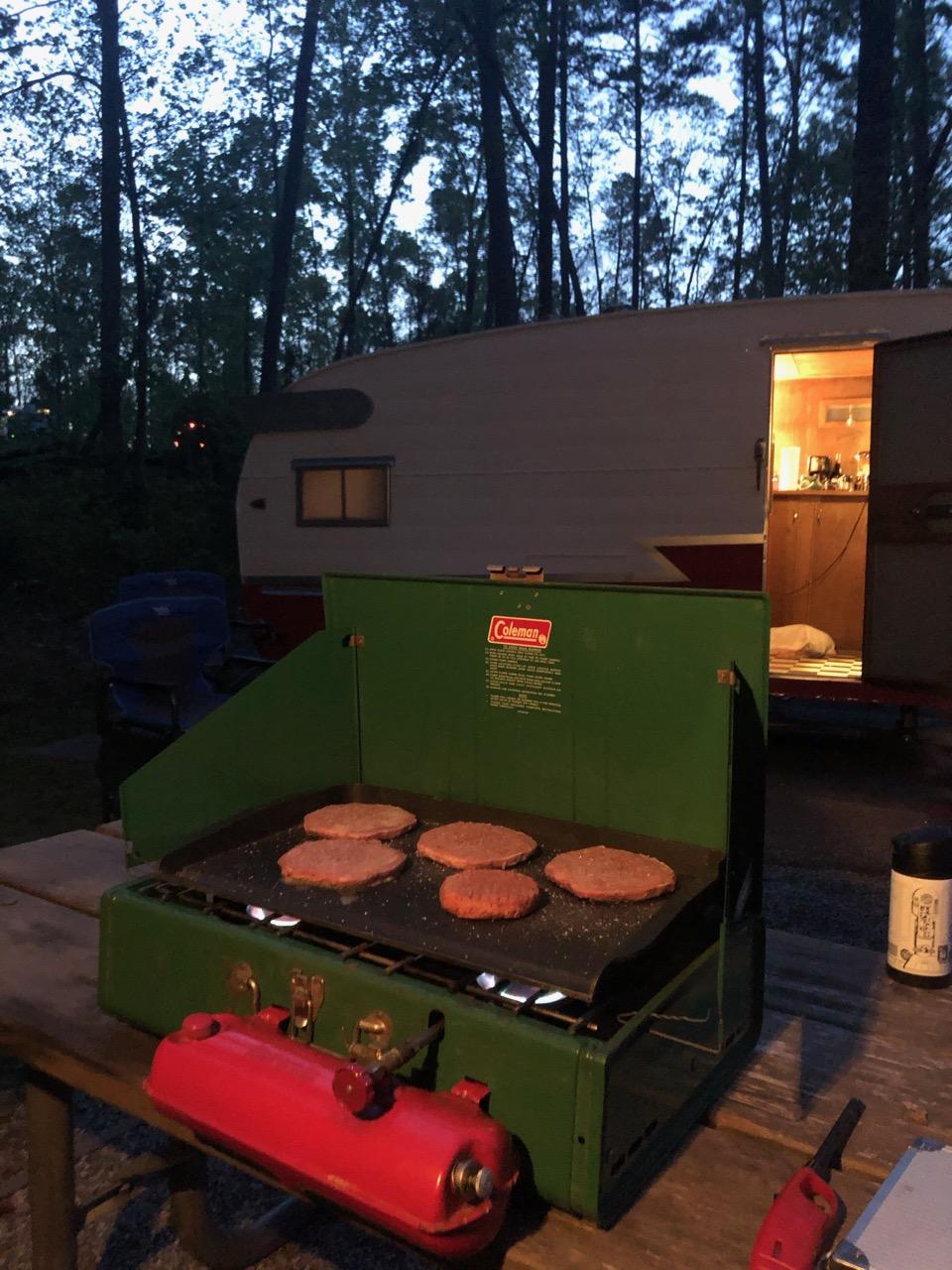 tin can camper lake lanier 1
