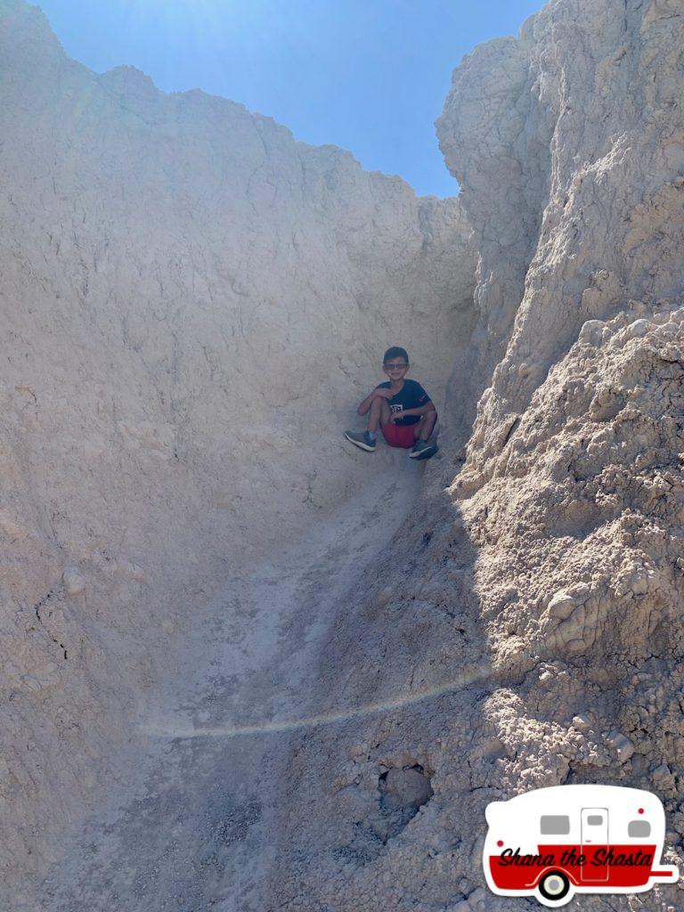 Climbing-the-Badlands