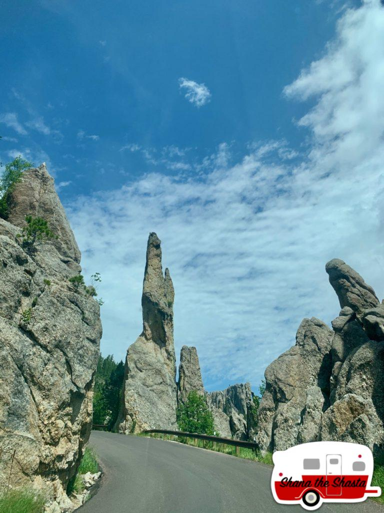 Driving-Through-Needles-in-Custer
