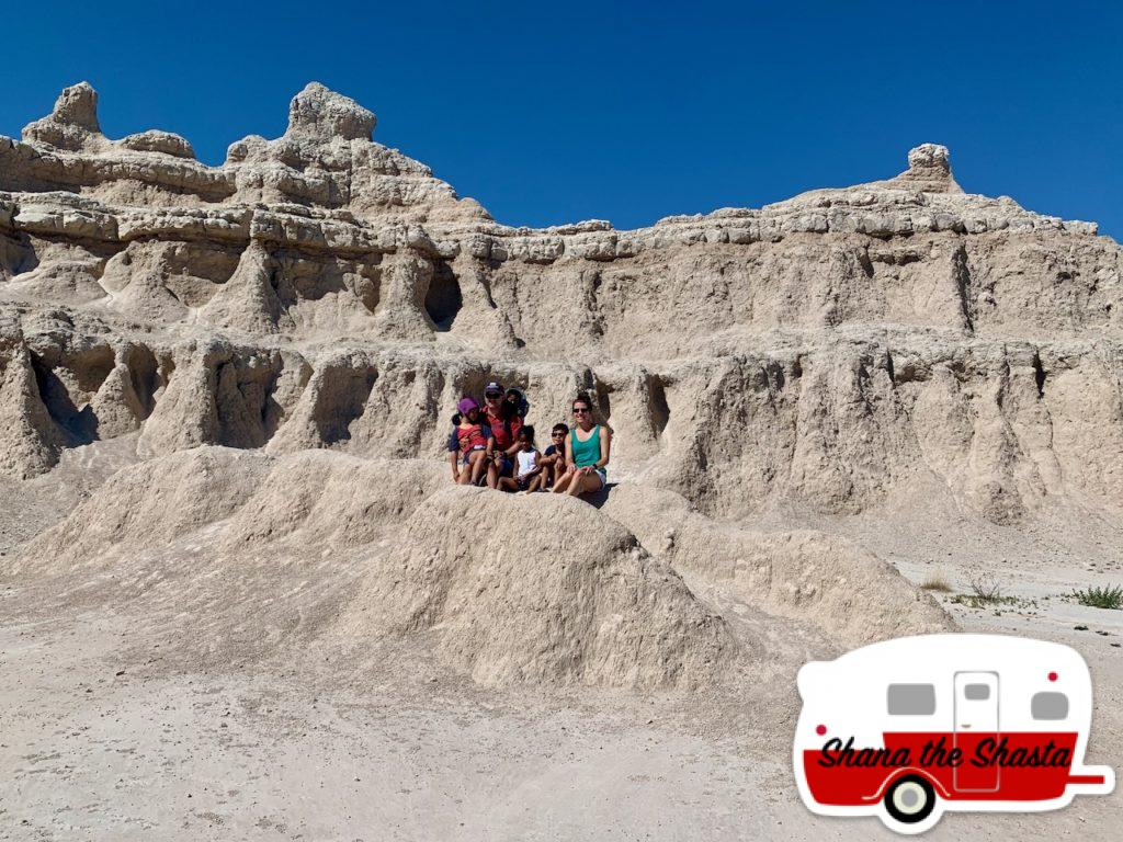 Family-at-the-Badlands