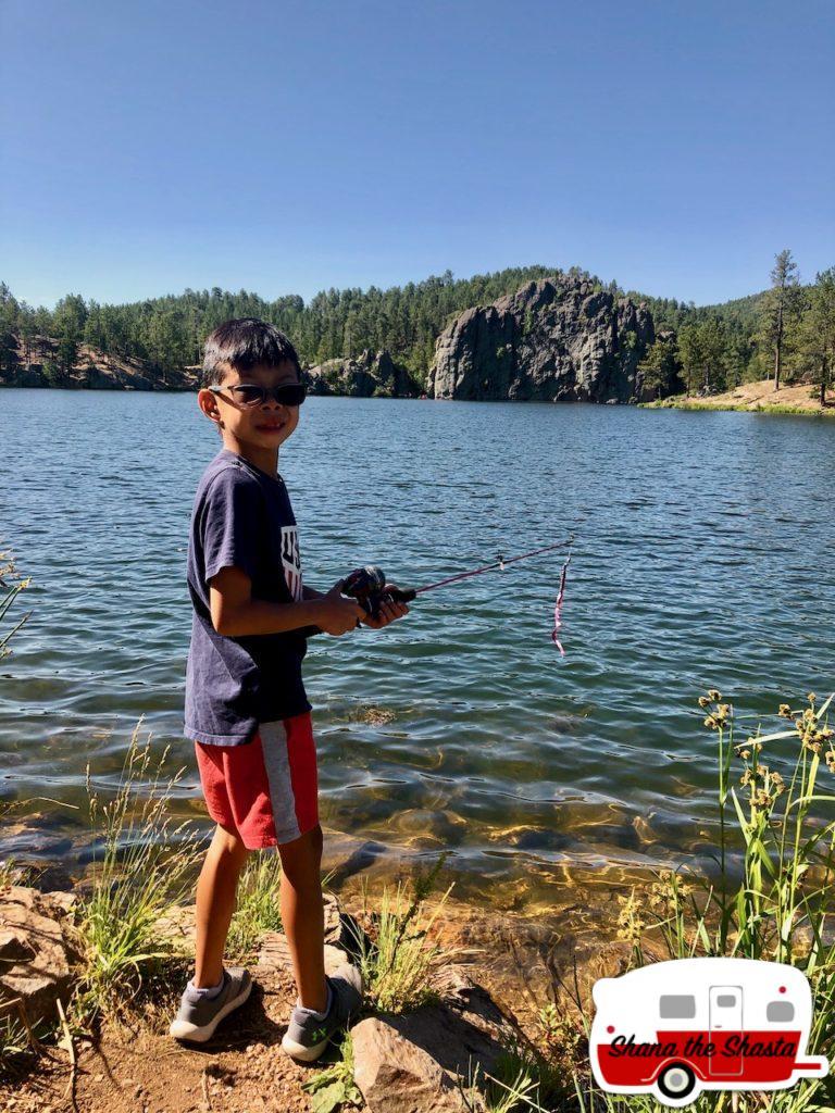 Fishing-at-Legion-Lake-in-Custer