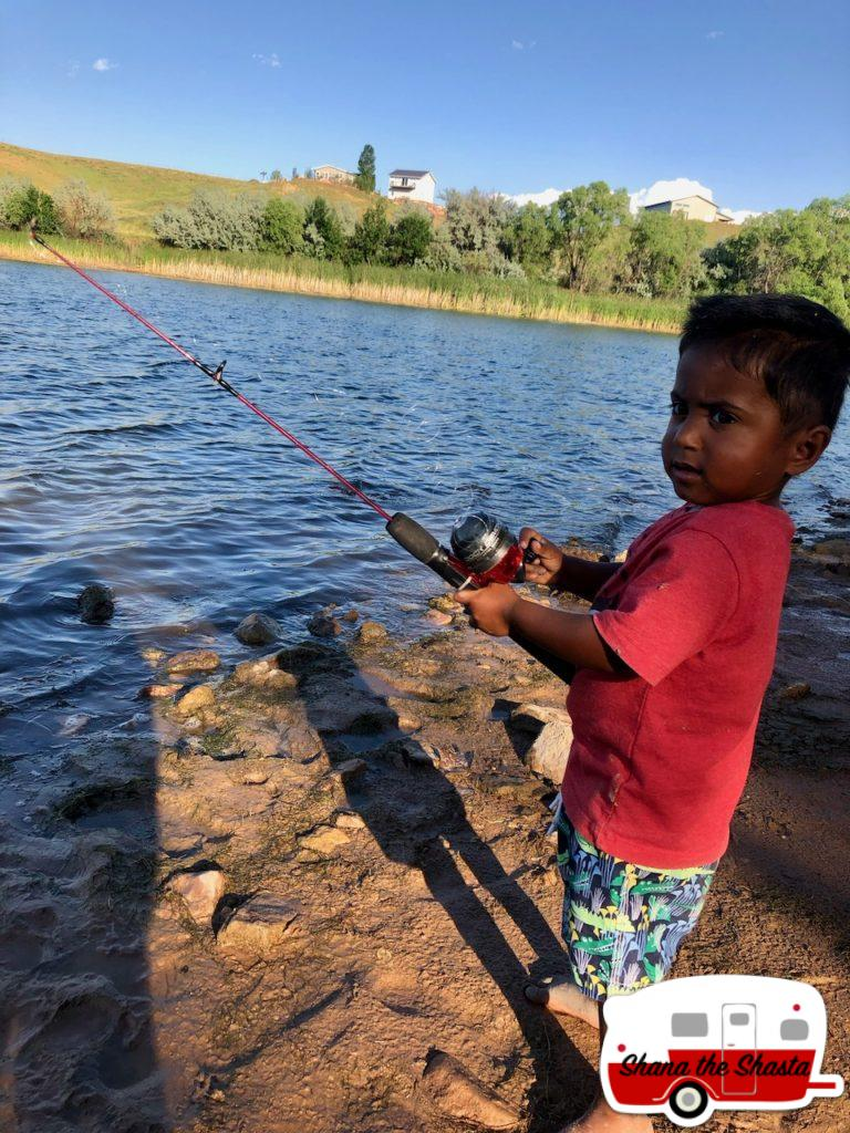 Fishing-in-Angostura-Reservoir