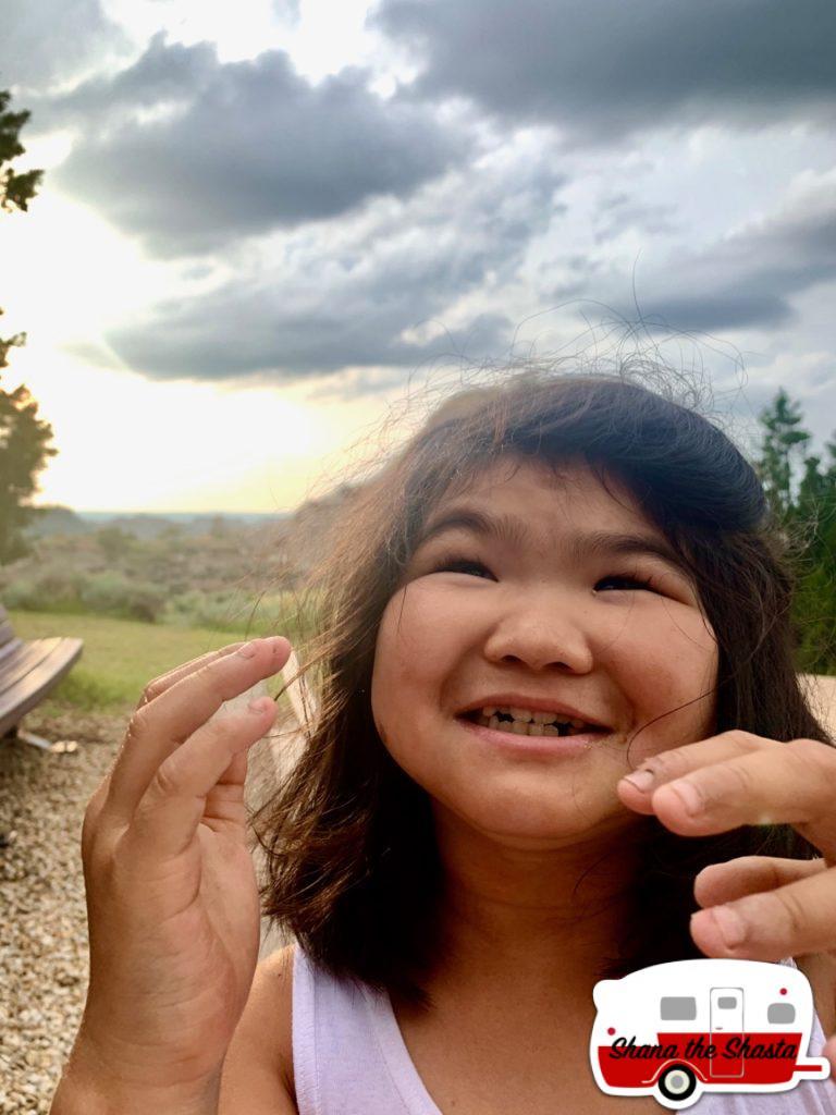 Happy-in-Montanas-Makoshika