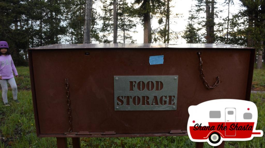 Heavy-Duty-Food-Storage-at-Yellowstone-Campsite