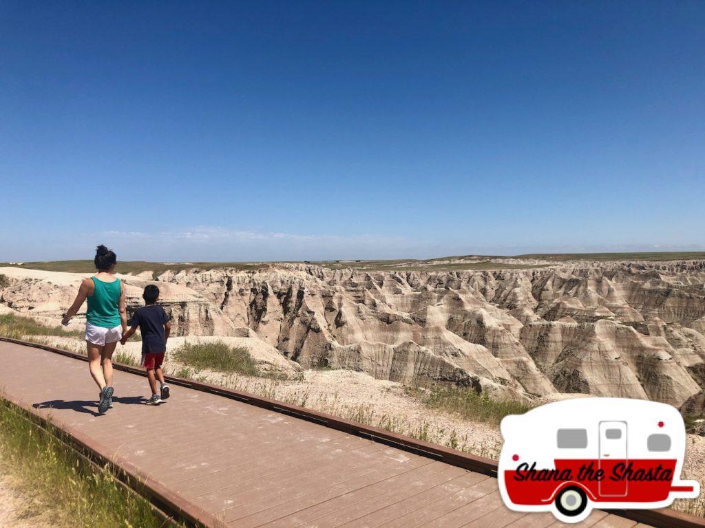 Hiking-the-Badlands