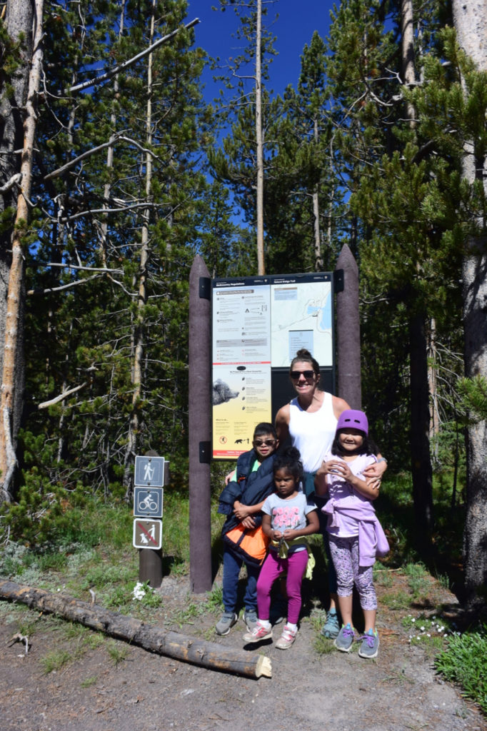Natural-Bridge-Trailhead-at-Yellowstone