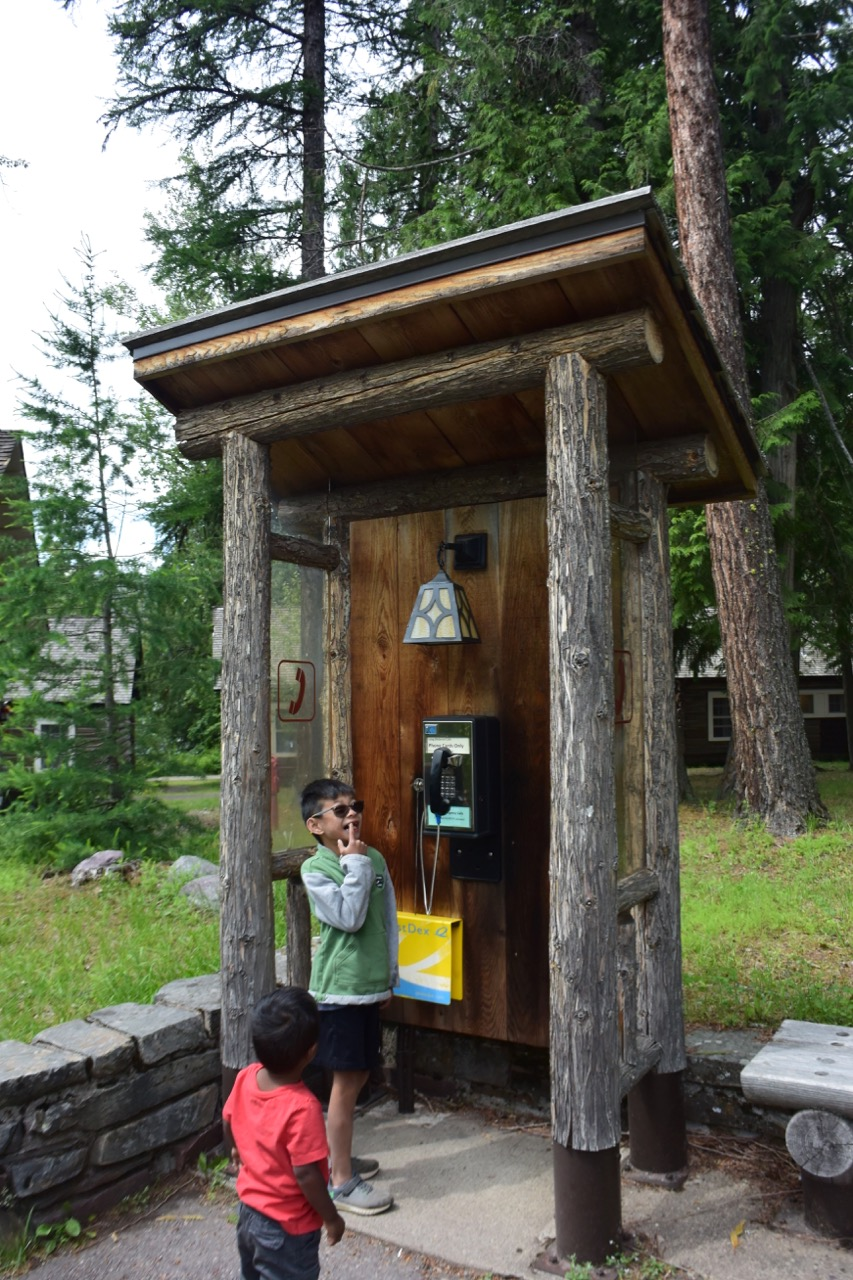 Old-Rustic-Phone-Booth