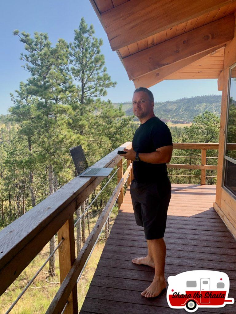 Remotely-Working-at-the-Fire-Tower