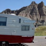 Cedar Pass at Badlands National Park and Hot Springs Fire Tower