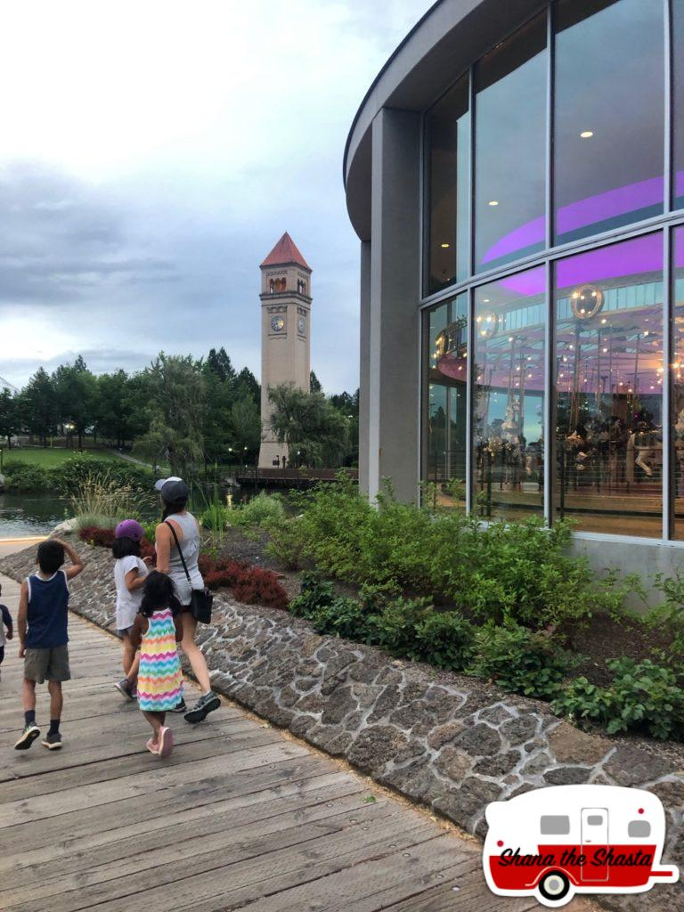 Spokane-Carousel-and-Tower