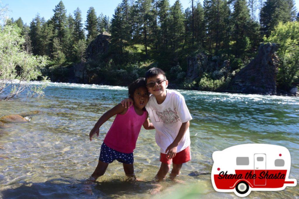 Spokane-River-in-Spokane-Washington