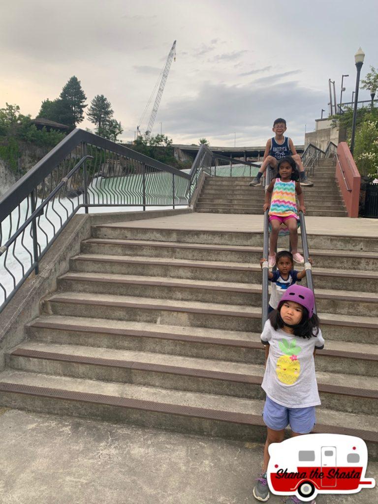 Spokane-Washington-Riverfront-Walk