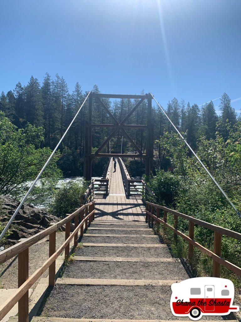 Swinging-Brige-Crossing-Spokane-River