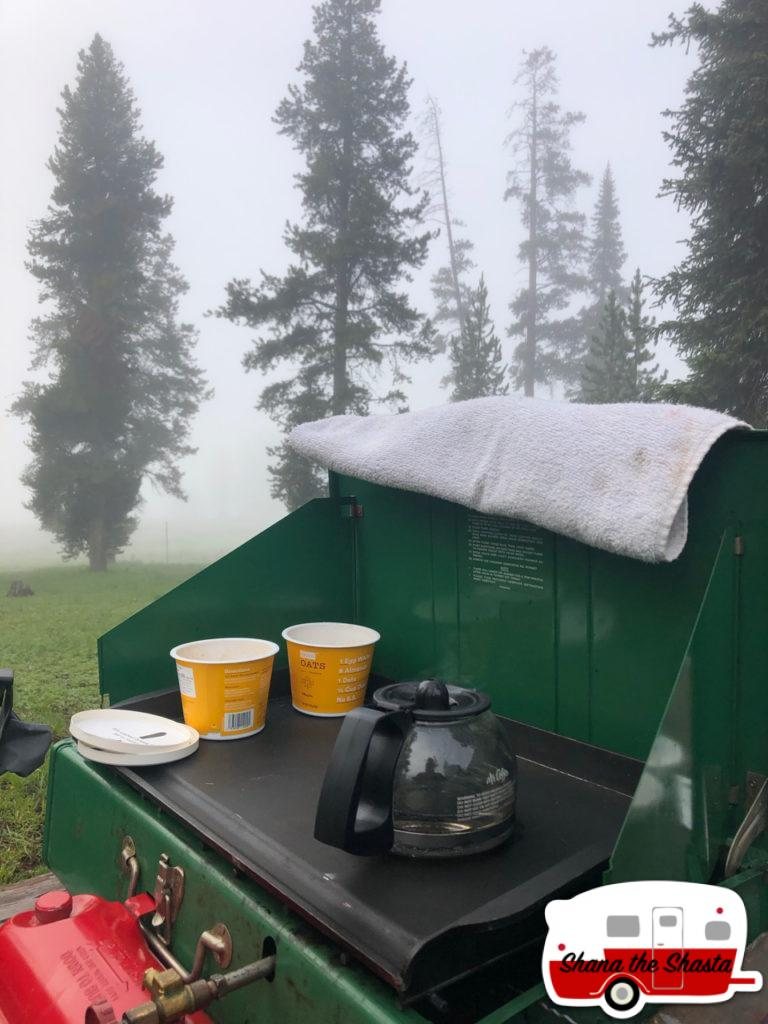 Vintage-Coleman-Stove-in-Yellowstone-Fog