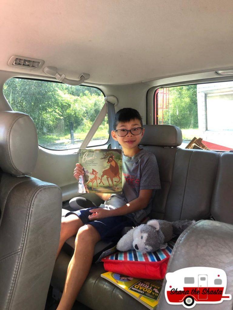 family trip passenger 1