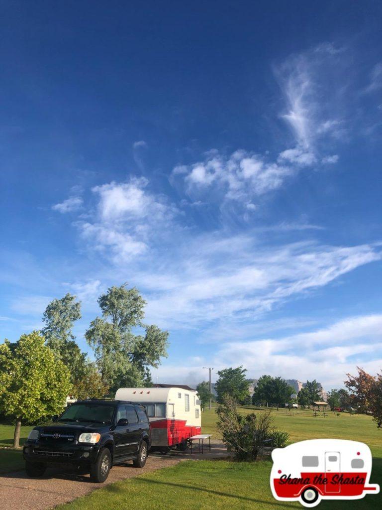 robidoux rv park campsite
